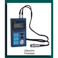 Ultrasonic Thickness Gauge / D-meter
