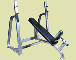 Non-Weight Machines -  Incline Bench Press