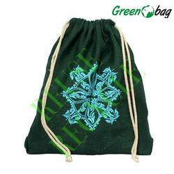 Canvas Drawstring Bags