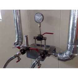 Gas Filling Manifold