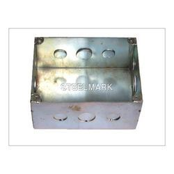 Square Type G I Junction Box