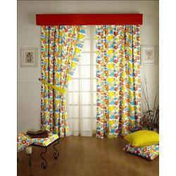 decorative door curtain