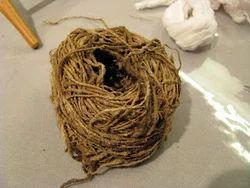 Raw Muga Silk Yarns