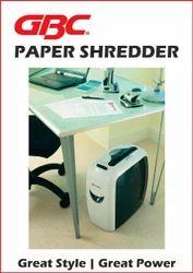 GBC Paper Shredder
