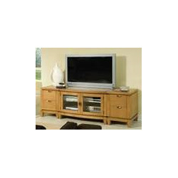 Wooden+TV+Stand