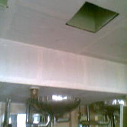 Hilux False Ceiling