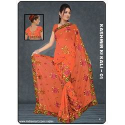 Stylish Kashmir Ki Kali Saree