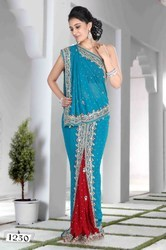 Party Wear Lehenga Sarees