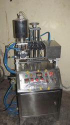 Pneumatic Tube Sealing Machine