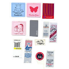 Labels/ Tags & Garment Tags