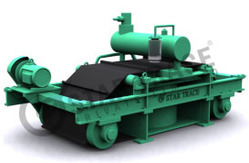 Overband Magnetic Separators