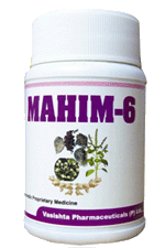Mahim6 (anti Asthmatic Capsules)