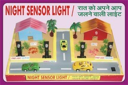 Night Sensor Lamp