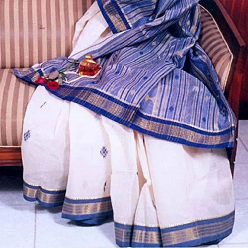 Cotton Dhanekhali Sarees