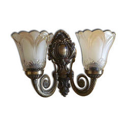Double Wall Lamp 5