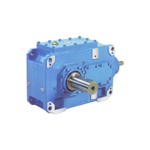 B Series Helical Bevel Gear Units