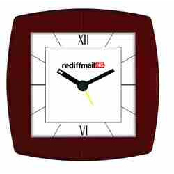 Rectangular Wall Clock