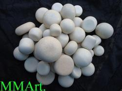 Ceramic Polished pebbles
