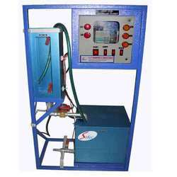 Water Level Control Trainer - PLC Based