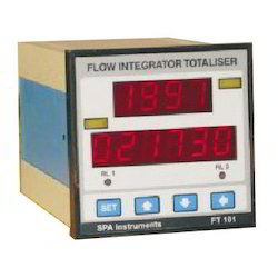 Flow Integrator Totalizer