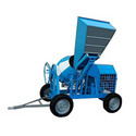 road concrete mixers