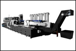 Skiving & Burnishing Machine