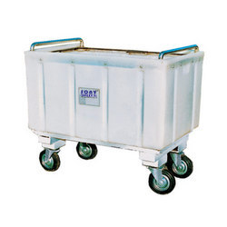 Fibre Wash Room Trolley