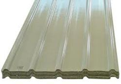 FRP U.V Roofing Sheets
