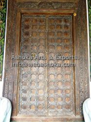 Wooden Hand Carved Doors