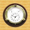 Decorative Nautical Brass Clocks