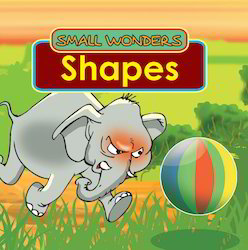 Shapes Children Book