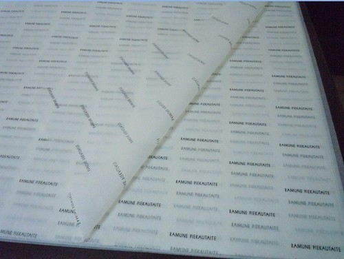 Logo Printed Tissue Papers For Custom Logo Prints