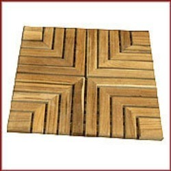 Wooden Finish Tiles