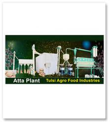 Fully Automatic Chakki Atta Plant