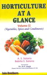 Horticulture At A Glance Volume II
