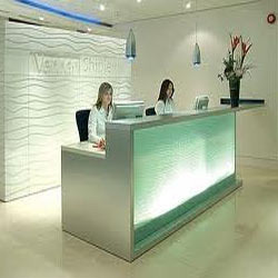Reception Interiors Designing Services