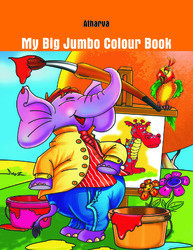 Jumbo Colour Book