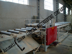 Automatic Trimming Machine, Automatic DD Saw Machine & Automatic Chain DD saw