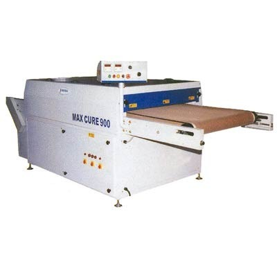 Infra Red Textile Curing Machine