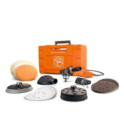Marine PowerPolisher WPO 14-15 E marine polishing set