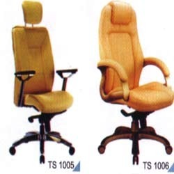 Executive Push Back Chair