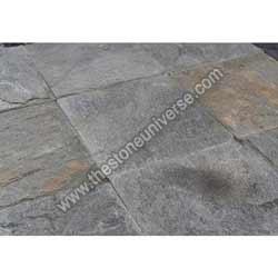 Silver Shine Quartzite