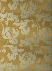 Flock Printed Handmade Paper