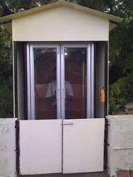 Motorised Vertical Lift Outdoor