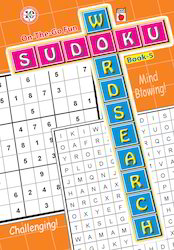 Word Search Sudoku Book 5