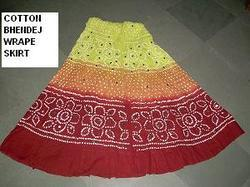 Bhendej / Bandhani Readymade Garments & Fabric