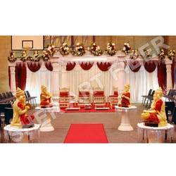 Royal Wedding Mandap