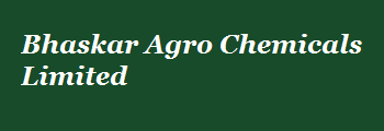 Bhaskar Agro Chemicals Limited