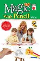 Magic With Pencil - Vol-4