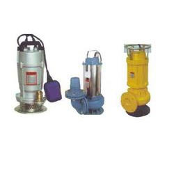 Stainless Steel Submersible Sewage & Dewatering Pumps